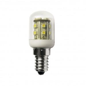 LED päronlampa rundstrålande